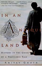 In An Antique Land Amitav Ghosh cover