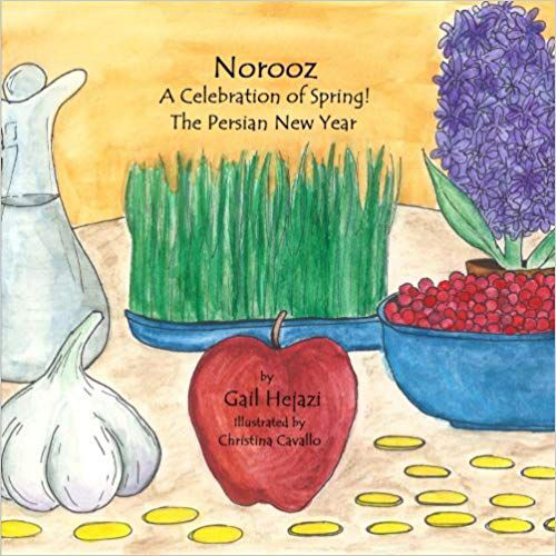Persian New Year Children's Books: Norooz A Celebration of Spring! The Persian New Year book cover