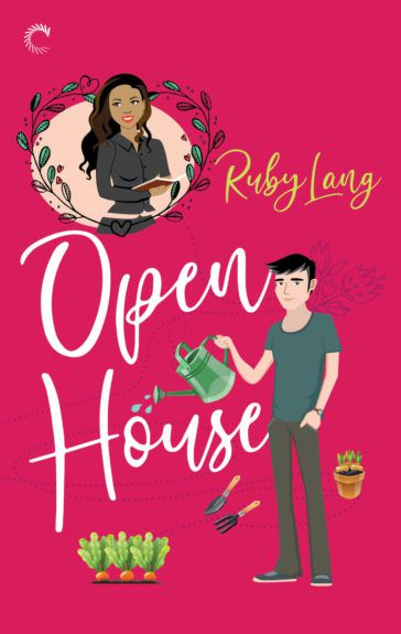 Open House by Ruby Lang. Book cover.