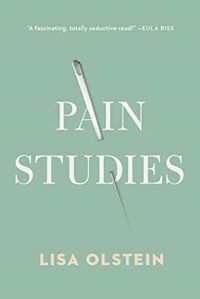 Pain Studies Lisa Olstein cover