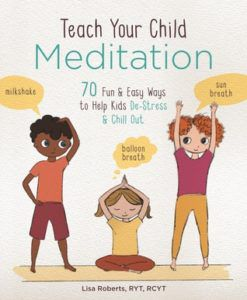 Teach Your Child Meditation cover