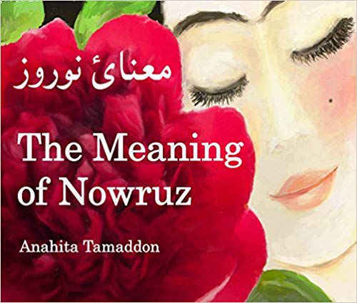 Persian new Year Children's Books: The Meaning of Nowruz book cover