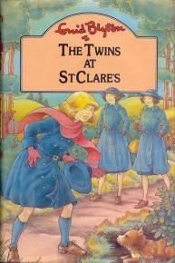 The Twins at St Clare's Cover