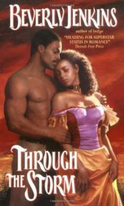 Book Cover: Through The Storm.
