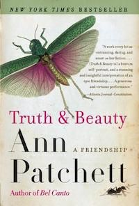 cover of Truth and Beauty by Ann Patchett