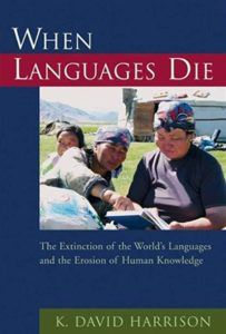 """""""When Languages Die"""" cover"""