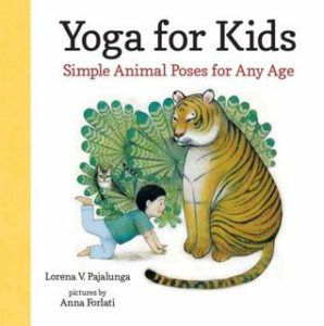 Yoga For Kids cover