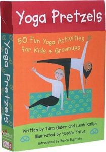 Yoga Pretzels cover