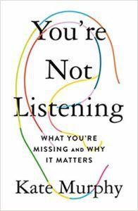 Você não está ouvindo