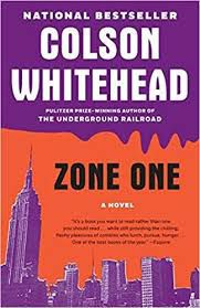 Zone One by Colson Whitehead cover
