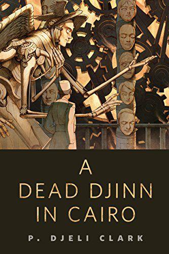 A Dead Djinn in Cairo cover