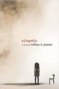 Cover of Allegedly