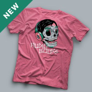 Audiobooks are to Die For T-Shirt