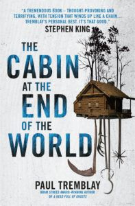 The Cabin at The End of the World Cover