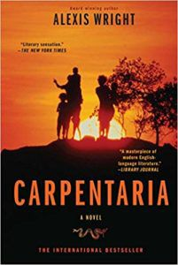 cover of carpentaria by alexis wright