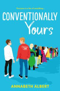 Conventionally Yours cover