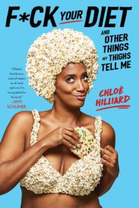 F*ck Your Diet by Chloe Hilliard book cover