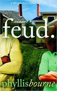 Feud by Phyllis Bourne cover