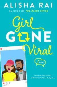 Girl Gone Viral from Sweet as Sugar Romances for Spring | bookriot.com