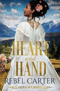 cover of Heart and Hand by Rebel Carter