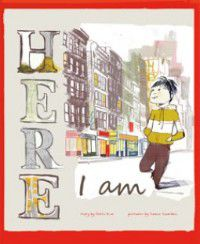 Here I Am by Patti Kim Book Cover
