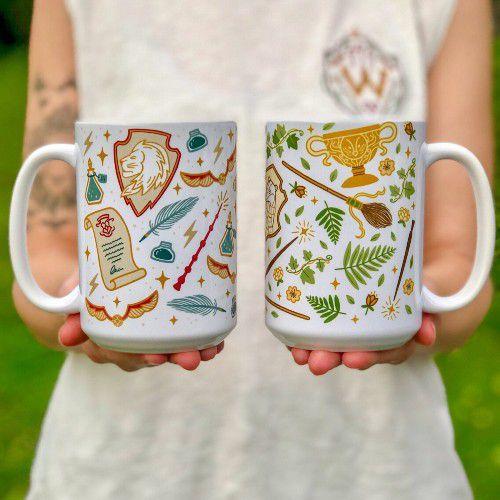 house mugs bookish mugs by notveryladylike from etsy