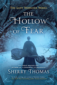 imagem da capa de The Hollow of Fear por Sherry Thomas