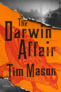 cover image of The Darwin Affair by Tim Mason