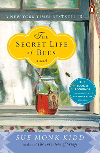 cover of image of The Secret Life of Bees by Sue Monk Kidd