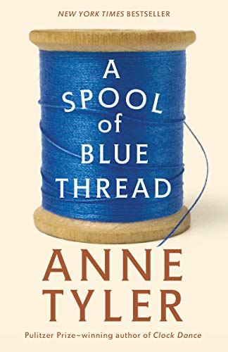 cover image of A Spool of Blue Thread Anne Tyler