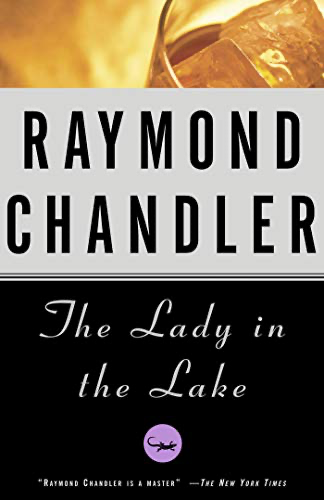 cover image of The Lady in the Lake Raymond Chandler