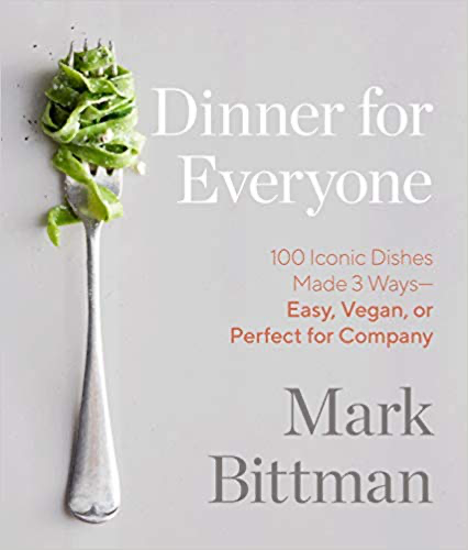 cover image of Dinner for Everyone by Mark Bittman