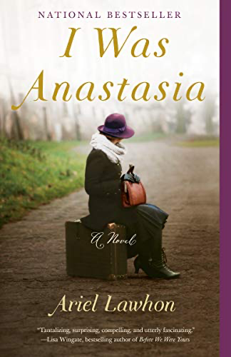 cover image of I Was Anastasia by Ariel Lawhon