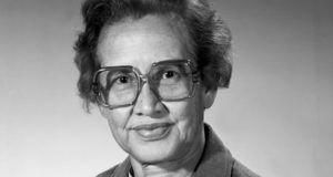 image of Katherine Johnson (Wikipedia)