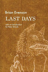 Last Days book cover