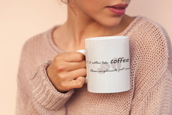 I'd Rather Take Coffee Mug from All The LITTLE WOMEN Etsy Finds | bookriot.com