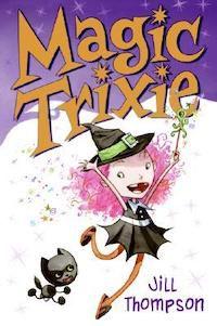 Magic Trixie book cover