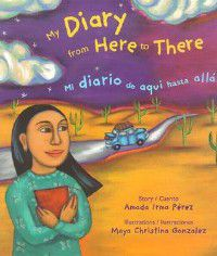 My Diary from Here to There Book Cover
