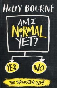Am I Normal Yet? cover