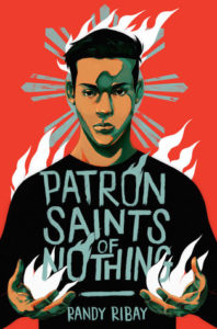 patron saints of nothing book cover