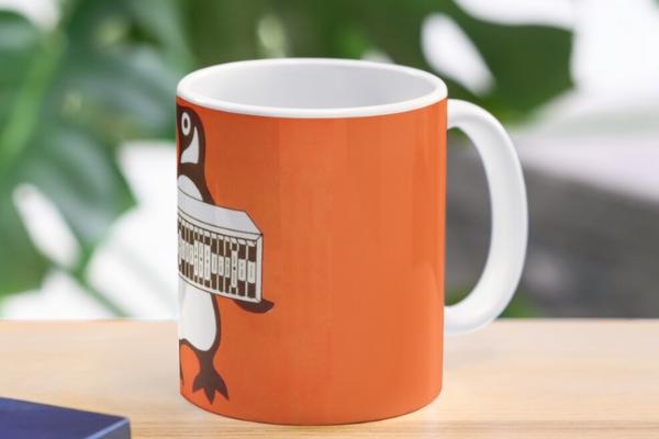 Penguin Box Set Mug from Penguin Book Mugs | bookriot.com