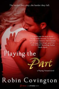 playing the part book cover