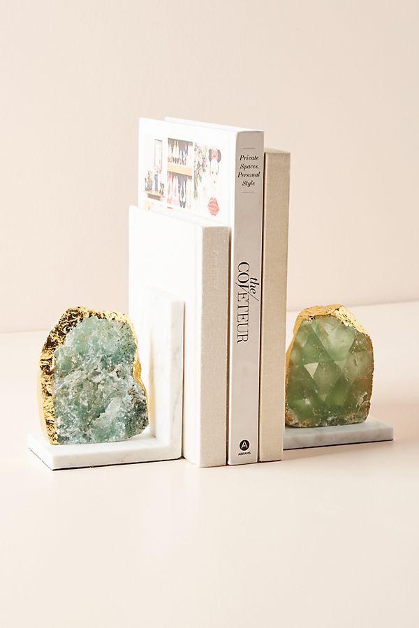 Sliced Geode Bookmarks