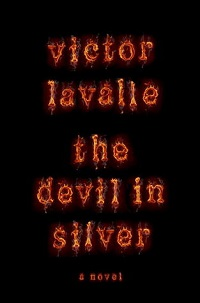 The Devil in Silver book cover
