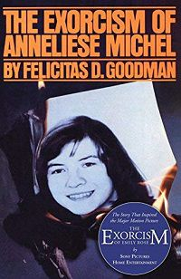 The Exorcism of Anneliese Michel book cover