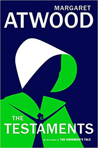 The Testaments by Margaret Atwood cover