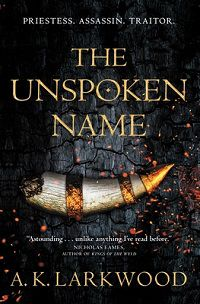 the unspoken name a.k. larkwood books like skyrim