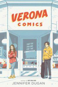 Verona Comics from Sweet as Sugar Romances for Spring | bookriot.com