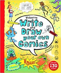 Write and Draw your Own Comics cover