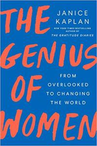 The genius of women book cover